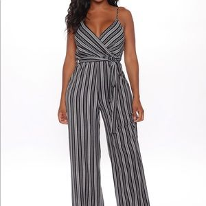 Fashion Nova Jumpsuit (Brand New with Tag)